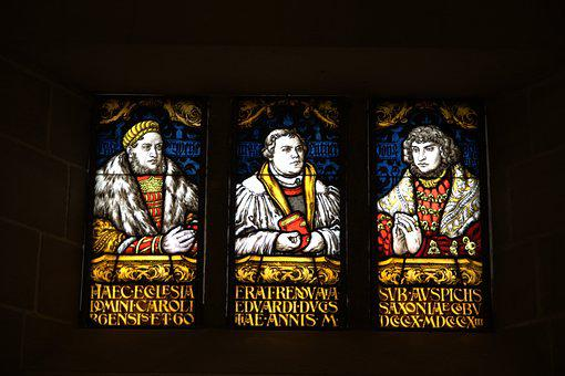 Window, Church Window, Church, Luther, Coburg, Fortress
