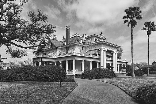 Mcfaddin-ward House, Mansion, Architecture, Beaumont