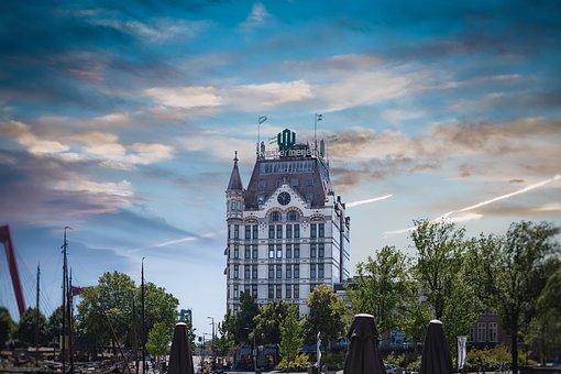 Rotterdam, White House, Netherlands, Building, 1898