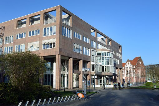 Dortmund, Town Hall, Town Home, Architecture