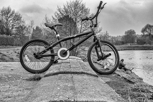 Bike, City, Road, Vehicle, Wheel