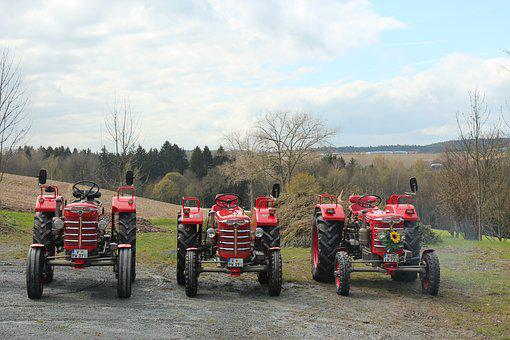 Tractor, Technology, Machine, Agriculture, Vehicle