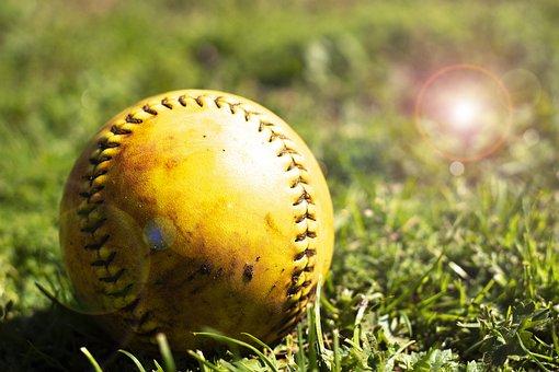 Softball, Baseball, Ball, Sport, Recreation, Game