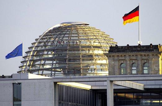 Reichstag, Bundestag, Government, Berlin, Building