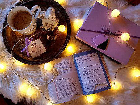 Book, Coffee, Reading, Cup, Drink, Mug, Relax, Home