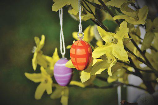 Easter Egg, Easter, Colorful, Easter Decorations