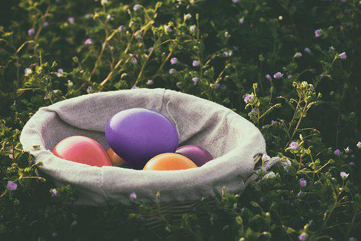 Easter, Easter Eggs, Colorful Eggs, Egg, Colored