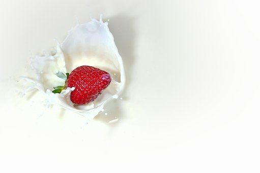 Milk, White, Food, Sweet, Fresh, Drink, Eat, Yogurt