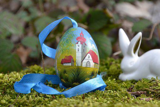 Easter, Easter Egg, Colorful, Egg, Colored, Color