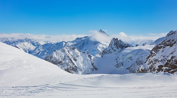 Titlis, Mount, Alps, Alpine, Extreme Terrain