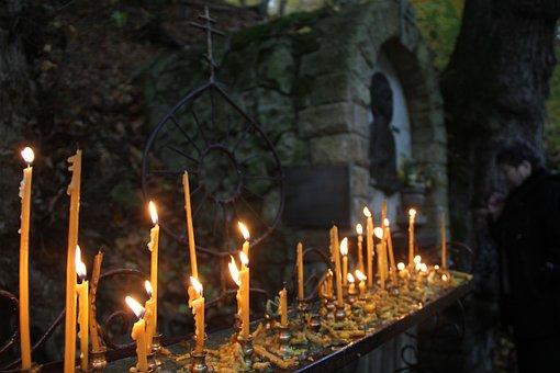 Candles, Prayer, Vera, Light, Flame, Religion, Memory