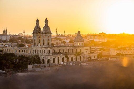 Barranquilla, Sunset, Landscape, Light, Colombia, Sun
