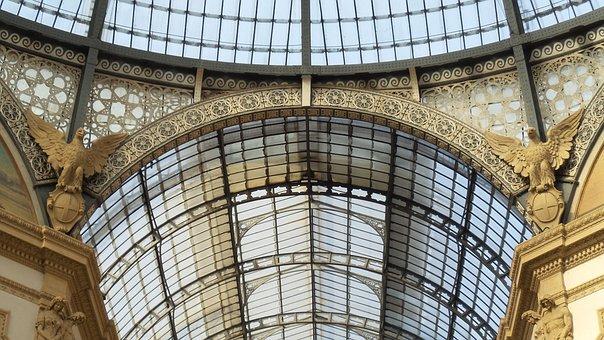 Architecture, Milan, Italy, City, Milano, Lombardy