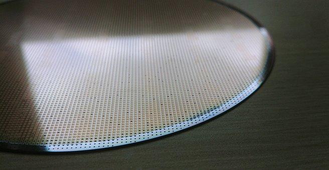 Wafer, Electronics, Technology, Micro-electronics, Chip