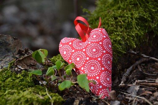Heart, Love, Romantic, Valentine, Red, Valentine's Day