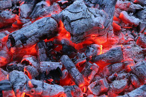 Fire, Carbon, Embers, Burn, Flame, Hot, Barbecue