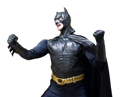 Batman, Costume, Superhero, Hero, Mask, Comic, Cosplay