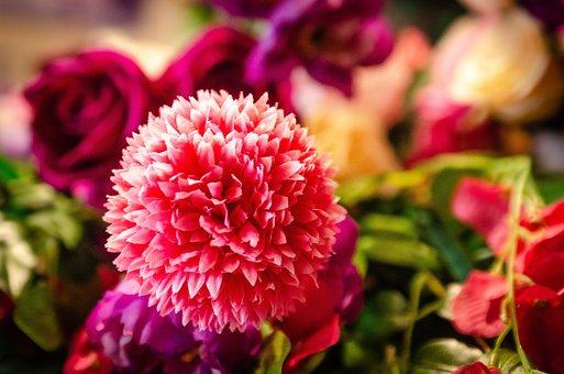 Bridal, Flowers, Wedding, Bouquet, Bride, Celebration