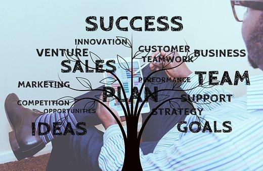 Businessman, Success, Career, Business, Manager