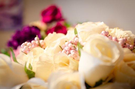 Flower, Arrangement, Wedding, Bouquet, Floral