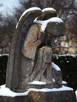 Gravestone, Grave, Funeral, Graveyard, Cemetery