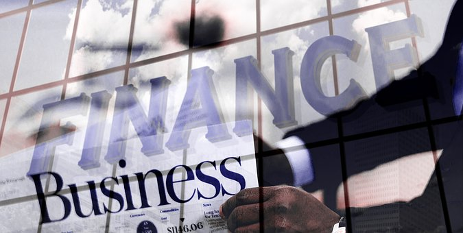 Finance, Business, Businessman, Newspaper, Successful