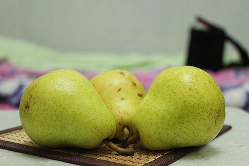 Pear, Pears, Fruit, Healthy, Nutrition, Vitamins, Food