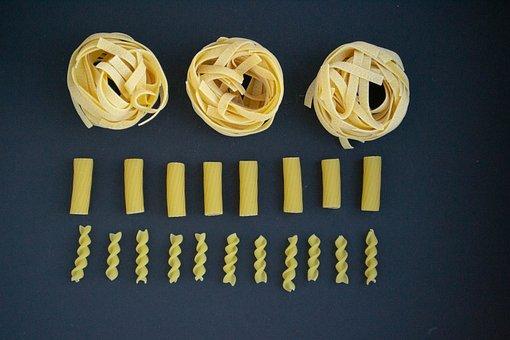 Pasta, Kitchen, Spaghetti, Italian, Lunch, Ingredient