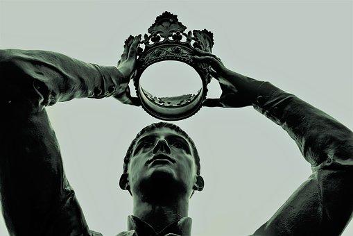 Prince Hal, King Lear, Stratford Upon Avon, Statue