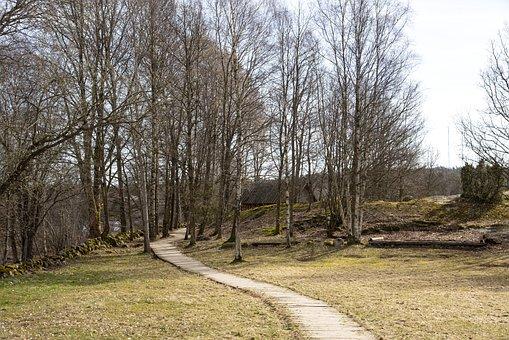 Vikingagård, Story, Sweden, Ale, Building, Old, Vikings