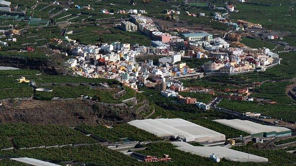 Tazacorte, Small Town, Village, Rural