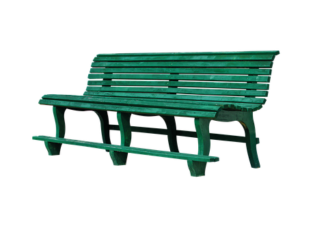 Bank, Wooden Bench, Isolated, Sit, Bench, Rest, Out