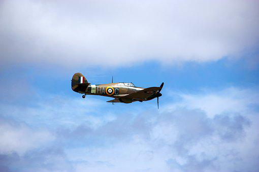 Spitfire, Plane, Ww2, Aircraft, Airplane, War, Fighter