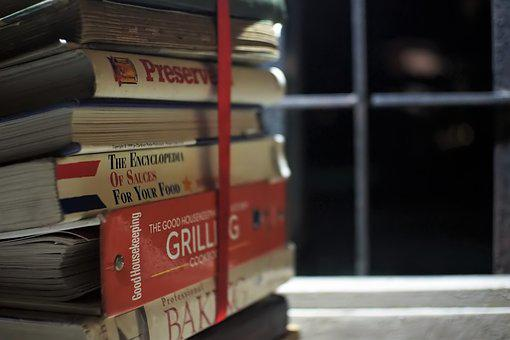 Books, Cooking, Window, Bar, Classic, Reading