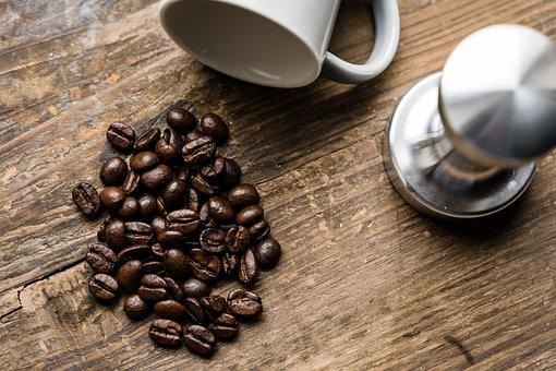 Coffee, Coffee Bean, Caffeine, Beans, Aroma, Food, Cafe