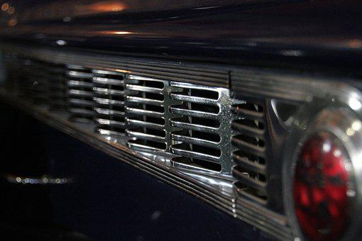 Car, Part, Old, Vintage, Packard, Antique