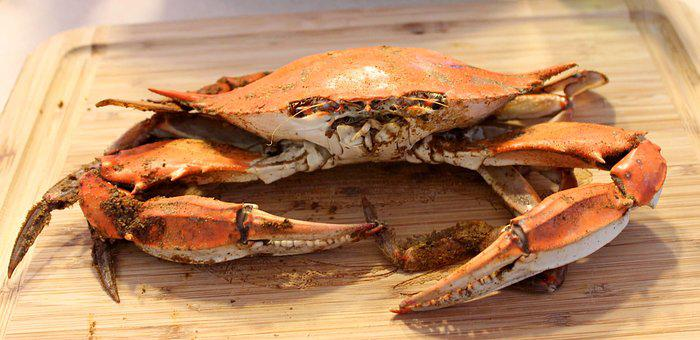Steamed, Maryland, Blue Crab, Spice, Crab Spice