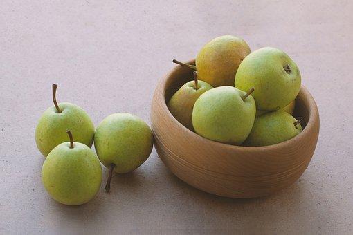 Pears, Harvest, Fruit, Health, Tasty, Juicy, Ripe, Full