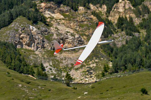 Rc Sailors, Aircraft, Flying, Glider, Model, Wing