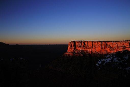 Grandcanyon, Moranpoint, Moran Point, Grand Canyon
