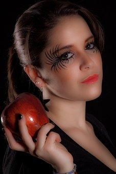 Women, Model, Girl, Makeup, Beauty, Hair, Portrait