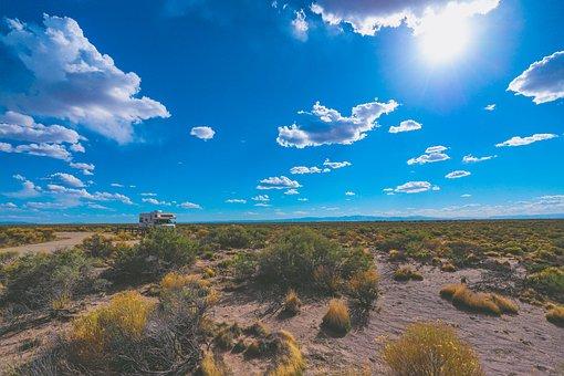 Roadtrip, Travel, Road, Landscape, Nature, Journey, Sky