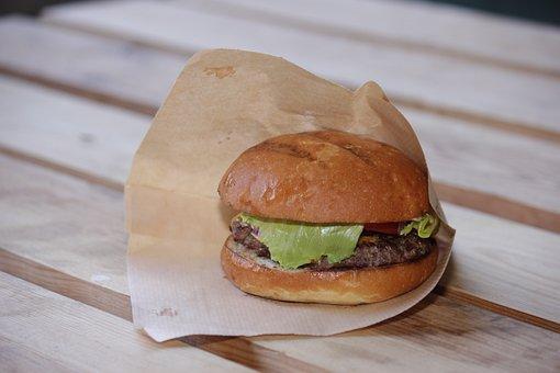 Food, Vacation, Hamburger, Snack, U, Nutrition
