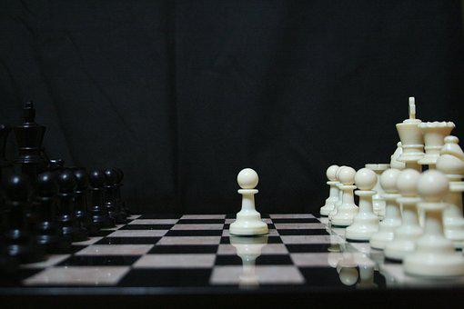 Chess, Game, Strategy, King, Challenge, Play, Think