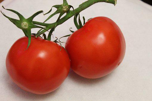 Tomatoes, Tomato, Red, Nutrition, Vegetables, Food