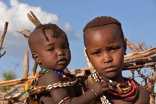 Ethiopia, Tribe, Ethnicity, Children
