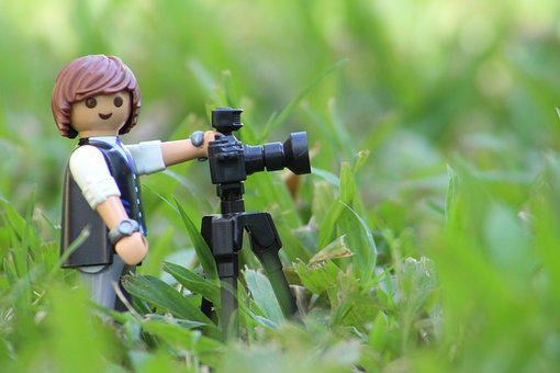 Lego, Nature, Forest, Photographer, Tropical, Jungle
