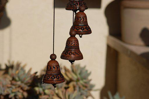 Bells, Rattle, Zen, Bells In The Wind