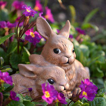 Easter, Easter Bunny, Figure, Easter Greeting