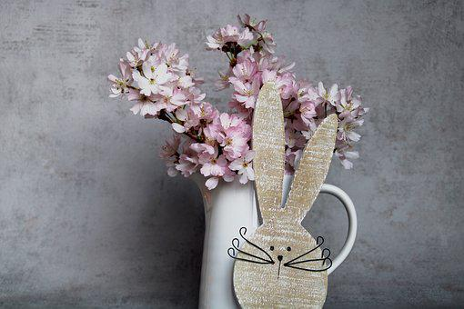 Hare, Easter, Easter Bunny, Ears, Easter Theme